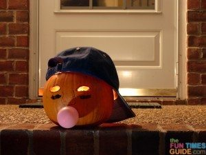 bubble-gum-baseball-pumpkin