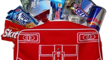 Top 10 College Care Package Ideas
