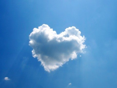 cloud-heart