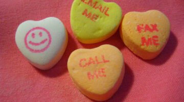 Conversation Hearts: Little-Known Facts About Sweethearts Candies Made By Necco