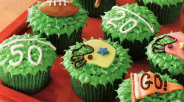 Fun Football Party Food Ideas