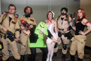 ghostbusters adult group Halloween costume