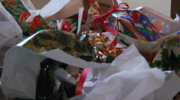 6 Fun Things To Do With Leftover Wrapping Paper, Ribbons & Bows