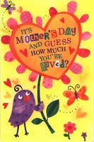Our online Mother's Day card for our moms - Kay and Elouise.
