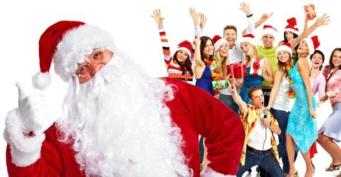 Here is the ultimate list of Dirty Santa gifts for adults!
