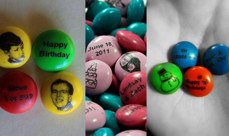 Personalized M&M'S ® M&M'S ® For mm dd yyyy. Please verify your birth date before continuing. For more information about how we only promote our products responsibly, please follow the link to the Mars Marketing Code. For more information about our Marketing Code, please.