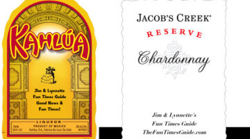 FREE Personalized Liquor Labels