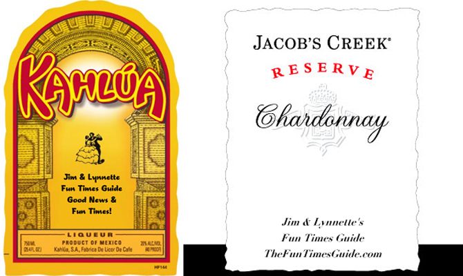 free personalized liquor labels the holiday and party guide With free liquor labels