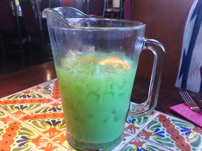 Green drink recipes for st patrick 39 s day green beer for Pitcher drink recipes for parties