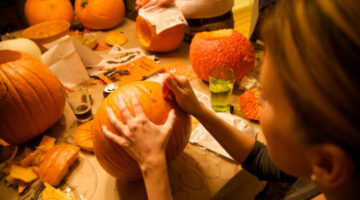 The Best Pumpkin Carving Tips You've Ever Seen… Plus Free Pumpkin Templates To Download