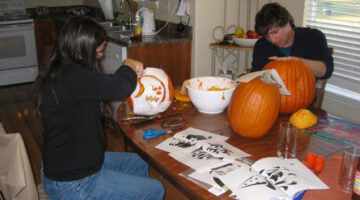 Best FREE Pumpkin Templates For Carving Jack-O-Lanterns