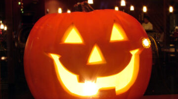 DIY Halloween Pumpkin Lights: 6 Fun Ways To Light A Pumpkin Without A Candle