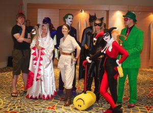 superheros halloween costume ideas for groups