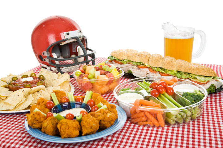 Super Bowl Party Ideas how to host the best super bowl party ever! superbowl food