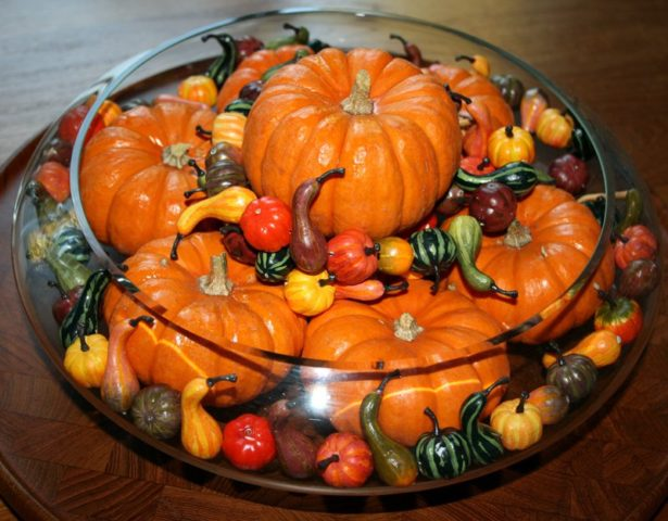 thanksgiving fall centerpiece - Thanksgiving Table Decorations