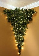 Upside Down Christmas Trees... The Hottest New Thing In Holiday ...