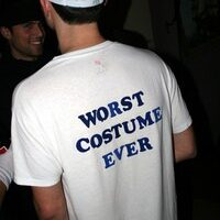 Photos + Videos Of The Worst Halloween Costumes Ever!