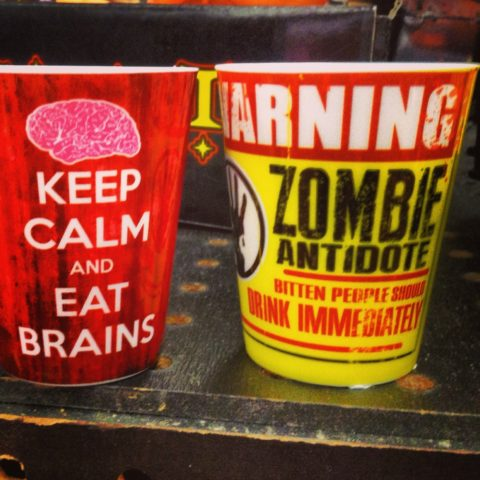 zombie party supplies - Zombie Decorations